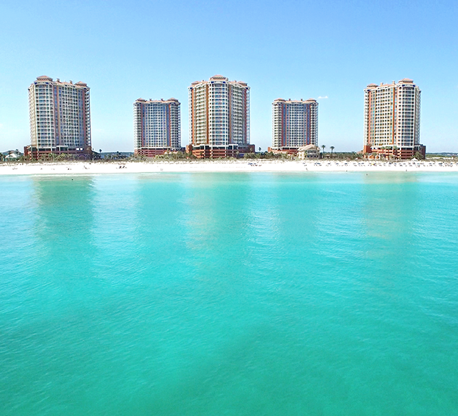 Pensacola Beach Florida From It S Inception Portofino Island Resort Has Been A Leading Edge Luxury Community Developer Robert Rinke Partnered With